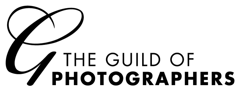 The Guild of Photographers logo