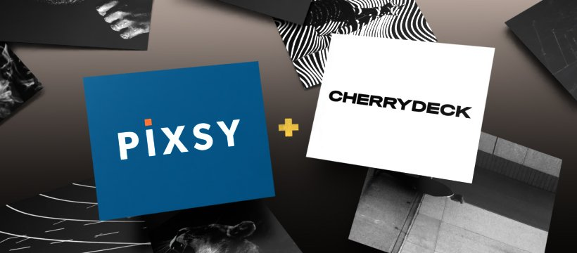 Pixsy Partners With Cherrydeck